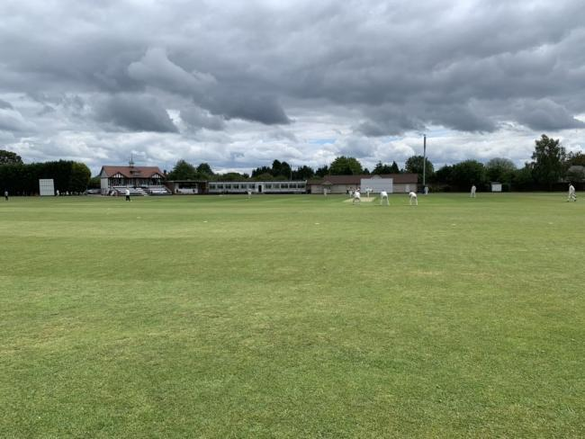 Kidderminster Cricket Club. Picture: Twitter @KVCC1