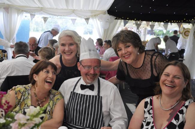 Elmley Castle First School's 150th Anniversary Ball