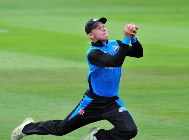 Jack Haynes will make his senior red-ball debut for Worcestershire. Picture: JONATHAN BARRY