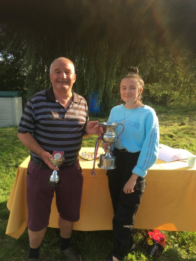 Angling: Ray Nosworthy wins Grant Davis Memorial Cup