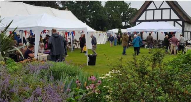 Bretforton show takes place at Bretforton Manor near Evesham, on Saturday, September 14