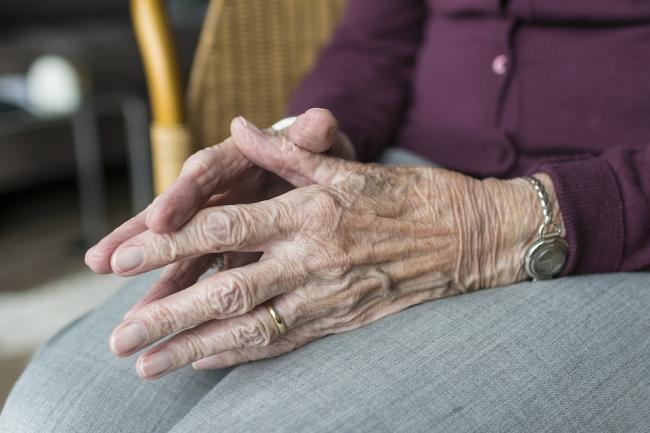 IMAGE: Elderly lady