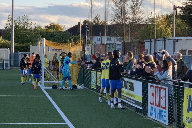 Racism allegations were made at Haringey on Saturday