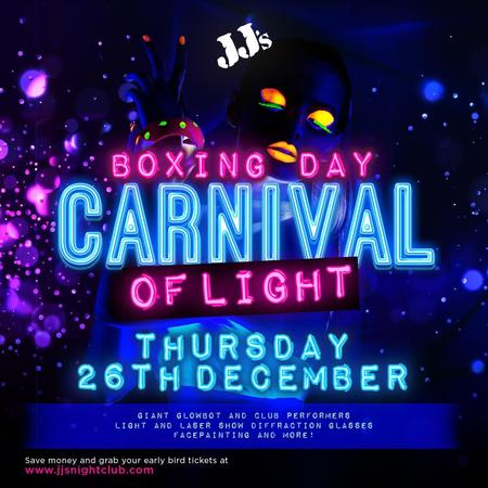 Boxing Day: Carnival of Light