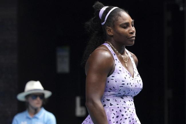Serena Williams branded herself
