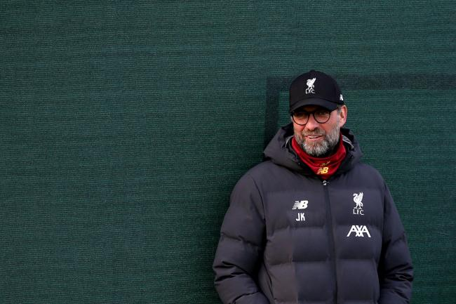 Jurgen Klopp is fully focused on this year's Champions League campaign