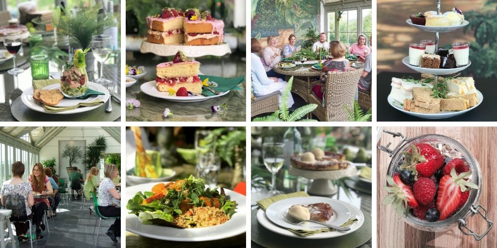 Mother's Day lunch and afternoon tea at Holloways