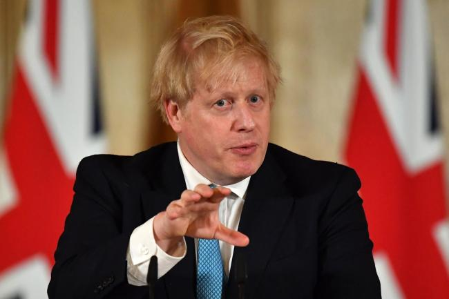 People who don't self-isolate to face fines of £10,000 under new law by Boris Johnson (Archive photo)