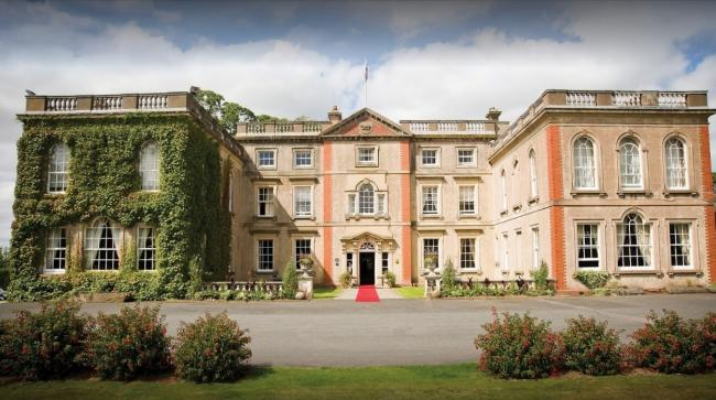 HOTEL: The Elms in Abberley