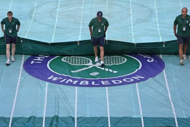 There will be no play at Wimbledon in 2020