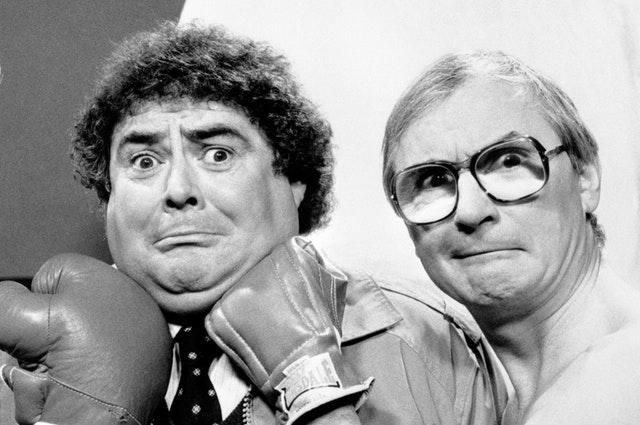 Eddie Large from comedy duo Little and Large has died from coronavirus
