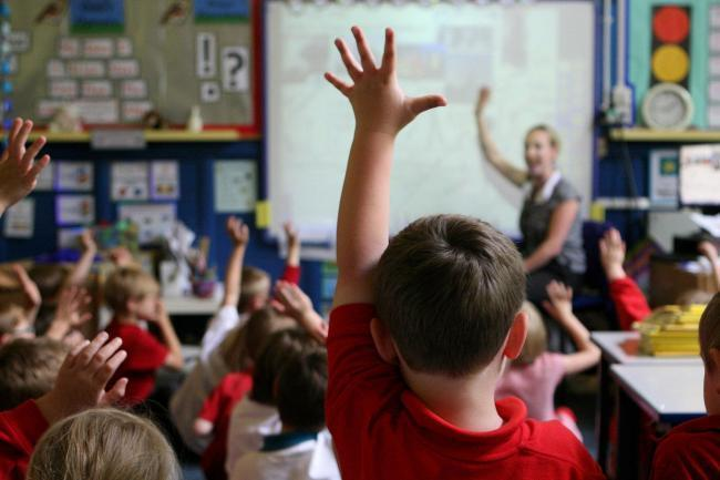 What pupils can and can't do when they return to school this autumn (Archive photo)