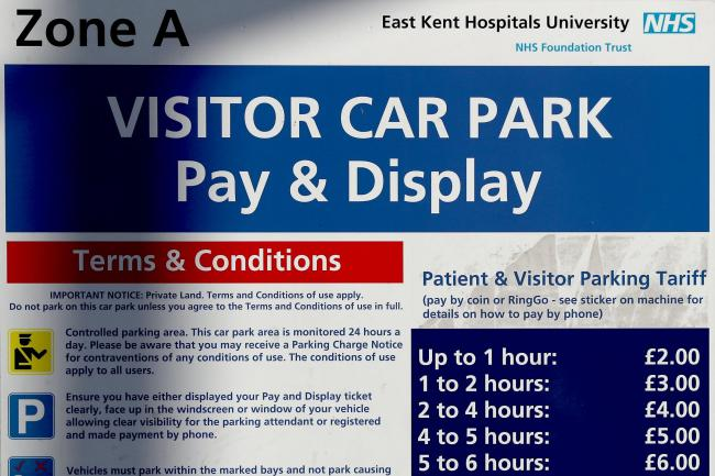 Pm Dismisses Pleas To Extend Free Car Parking For Nhs Staff Post Covid 19 Evesham Journal
