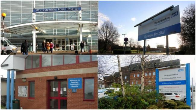 CORONAVIRUS: No new deaths in Worcestershire hospitals