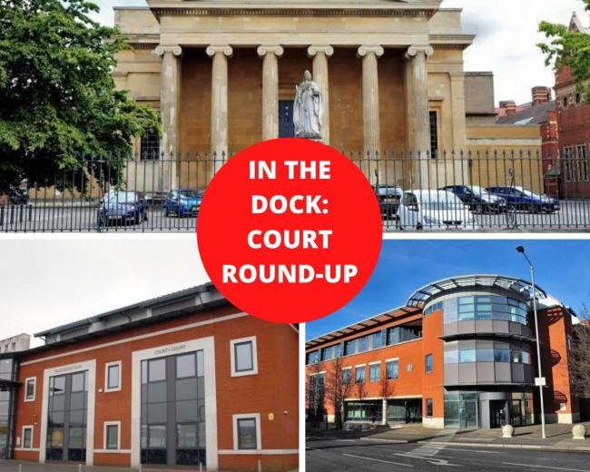 COURT: Here is our magistrates court round-up