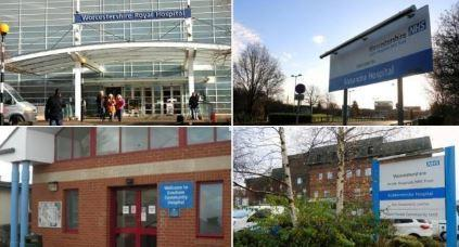 COUNTY: Worcestershire hospitals