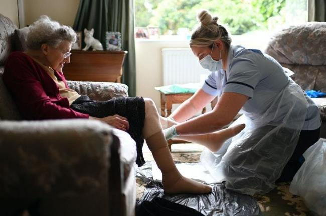 VISITS: People in Malvern and Evesham are being told to stay away from care homes