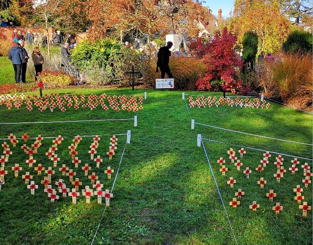 MEMORY: The Field of Remembrance in Malvern