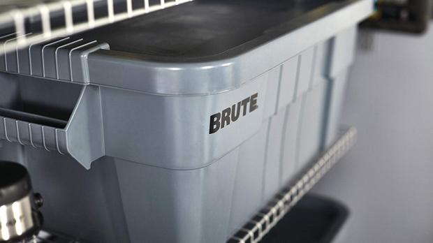 Evesham Journal: Avoid storing clothes in damp locations. Credit: Rubbermaid