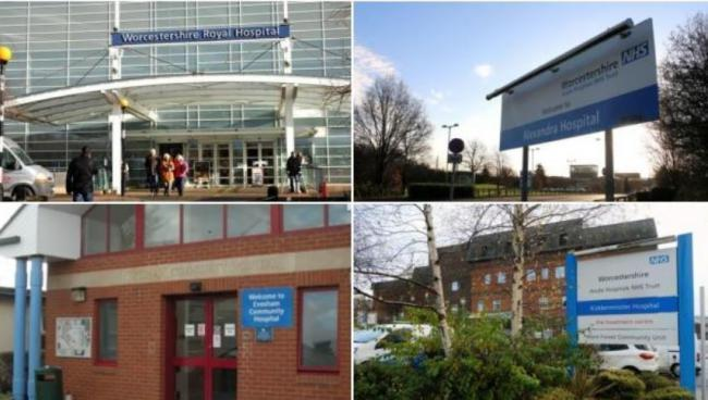 NHS: No new deaths in Worcestershire hospitals