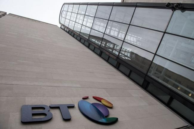 BT is facing a £600m lawsuit for 'overcharging' elderly customers. (JPI Media)