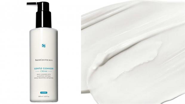 Evesham Journal: Gently cleanse your skin with the SkinCeuticals Gentle Cleanser. Credit: SkinCeuticals