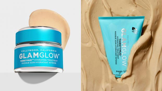 Evesham Journal: Give your skin a major boost with the Glamglow Thirstymud 24-Hour Hydrating Treatment Face Mask. Credit: Glamglow