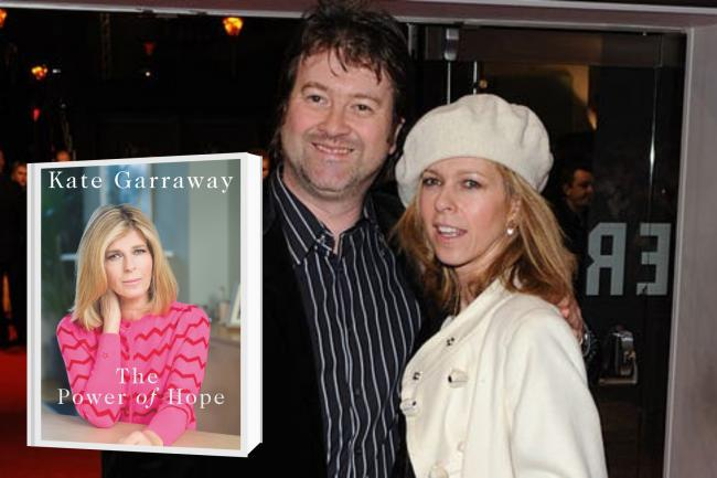 Kate Garraway to share emotional story of husband's Covid-19 battle in new book. (PA/Canva)