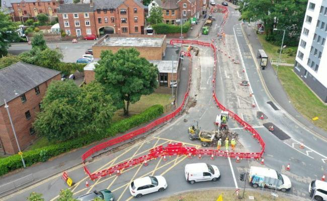 Overnight road closures in Worcester begin tonight - here's where
