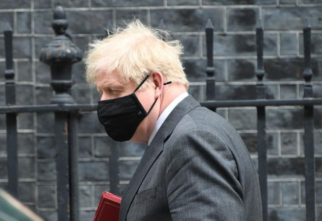 STANDARDS: Prime Minister Boris Johnson. Picture: Stefan Rousseau/PA Wire