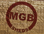 MGB SHEDS LTD