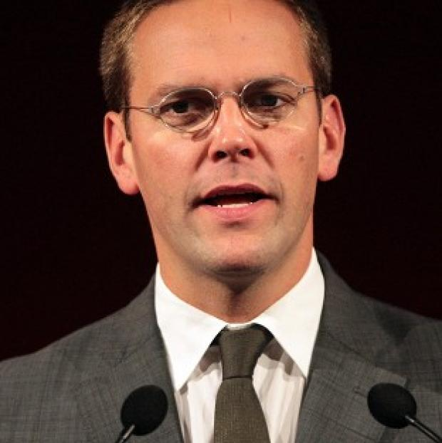 Former News International executive chairman James Murdoch denied he misled Parliament over the hacking scandal