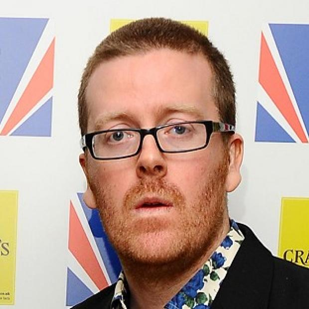 Comic Frankie Boyle defended his tax arrangements