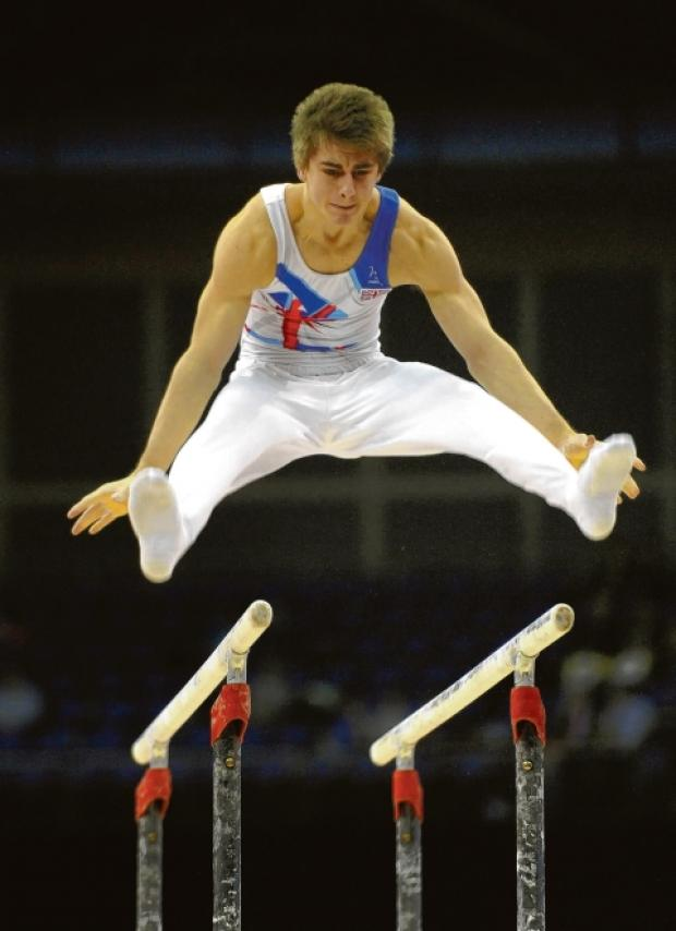 Max Whitlock - made South Essex Gym Club proud