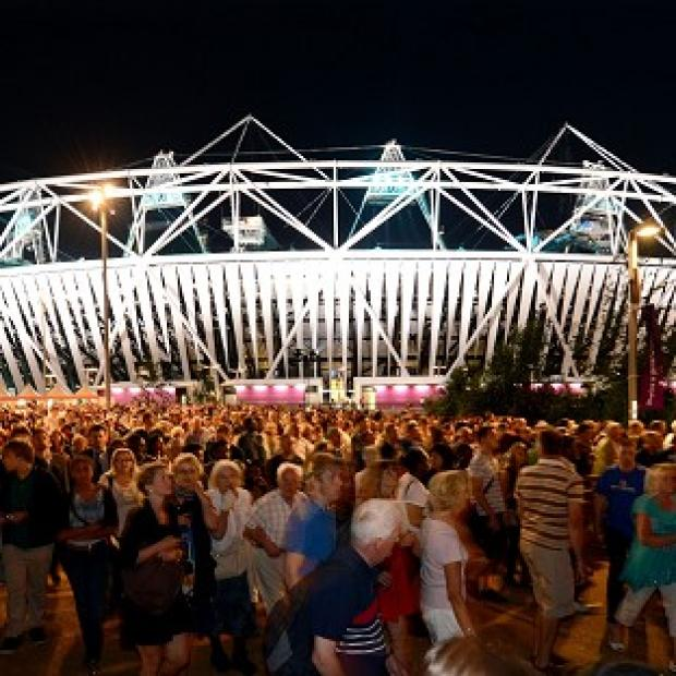 More than 200,000 spectators and accredited workers are due to travel to Stratford as the Olympic athletics events begin