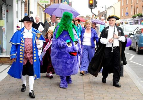 Get behind our Plum Festival