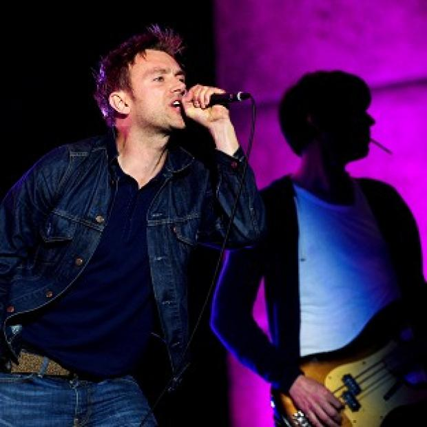 Blur are nominated for a Q Award