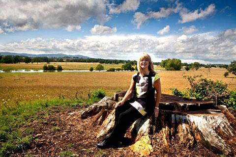 Toyah Willcox named Croome Park her favourite spot to take a walk.