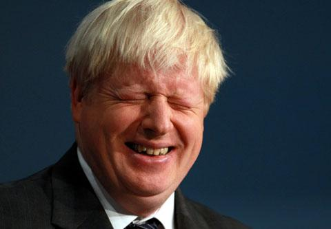 TOO POSH? Speculation is rife over a possible move to Worcestershire by the current Mayor of London Boris Johnson