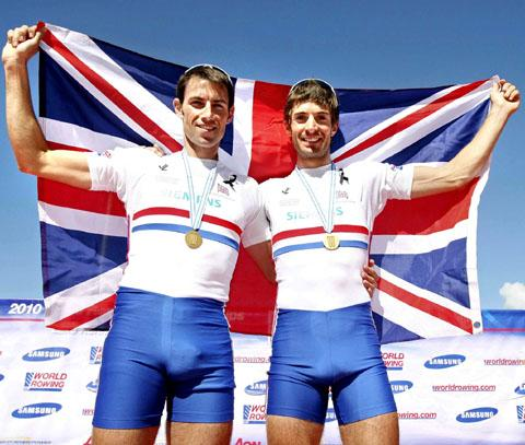 Olympic rower Zac Purchase, pictured right, will be a guest of honour at a bonfire night.