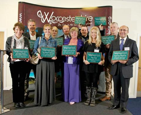 SMILES: Some of the Worcestershire Welcome winners