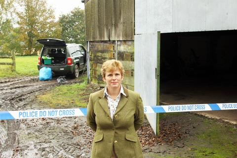 MESSAGE: Caroline Bedell, the Midlands director of the Countryside and Landowners Association.