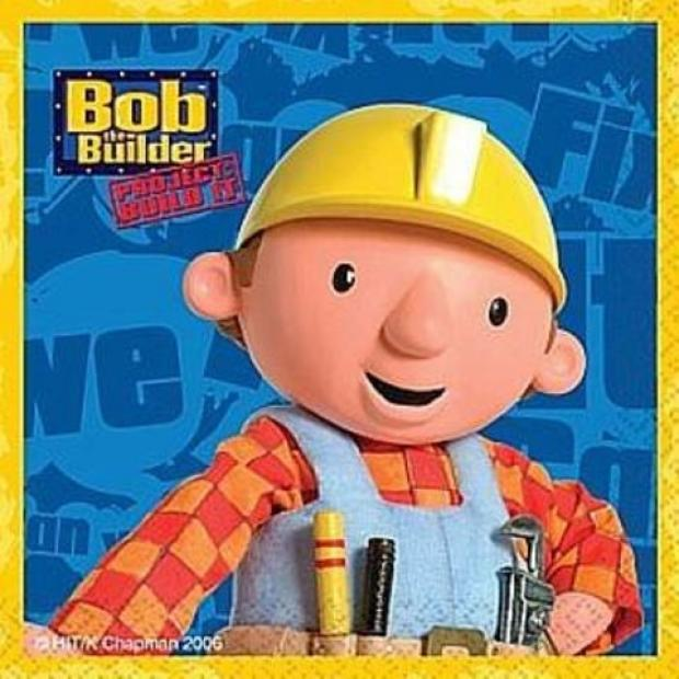 Bob the Builder to light up town