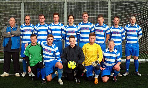 Evesham Journal: Old Boys on fire to rout Recreation