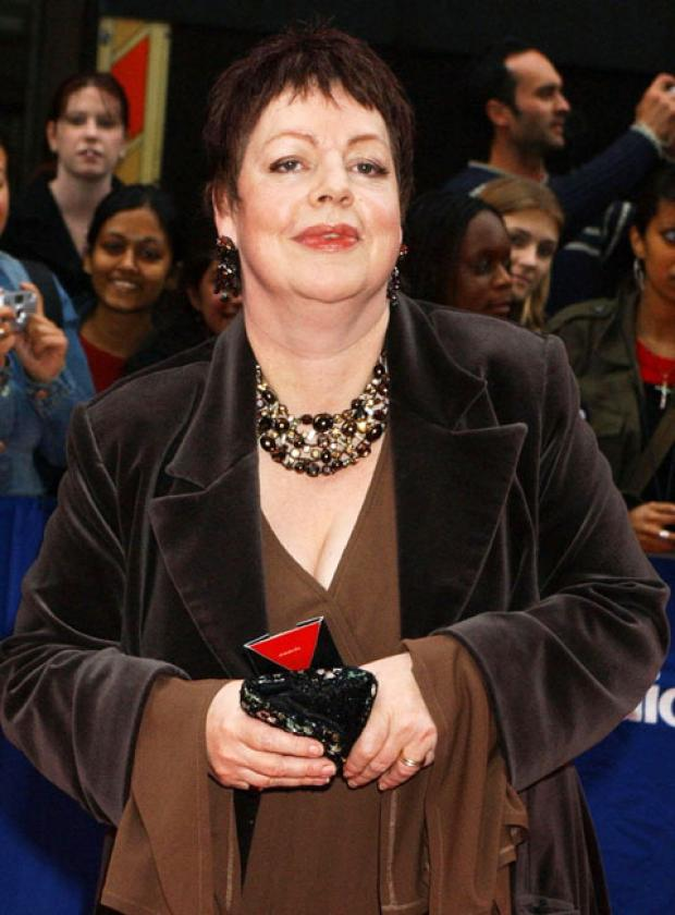 ROLE MODEL: Jo Brand is patron of West Mercia Women's Aid.