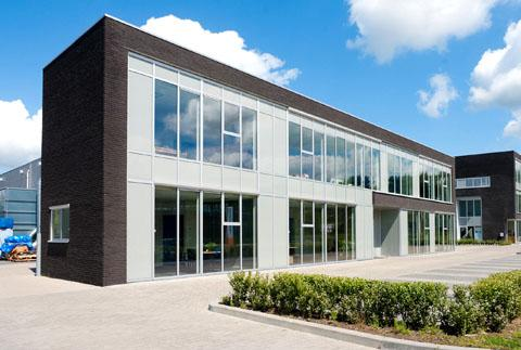 An artists' impression of how offices at Worcester Technology Park will look