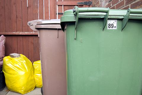Could rubbish collections in Worcestershire be merged?