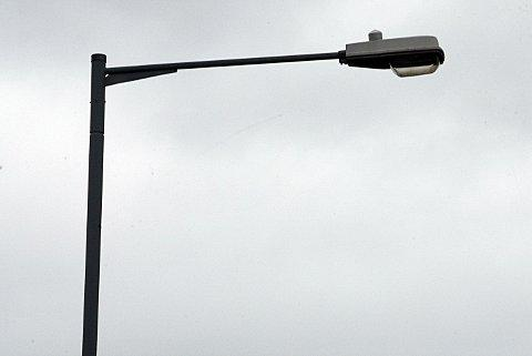 We want better street lighting