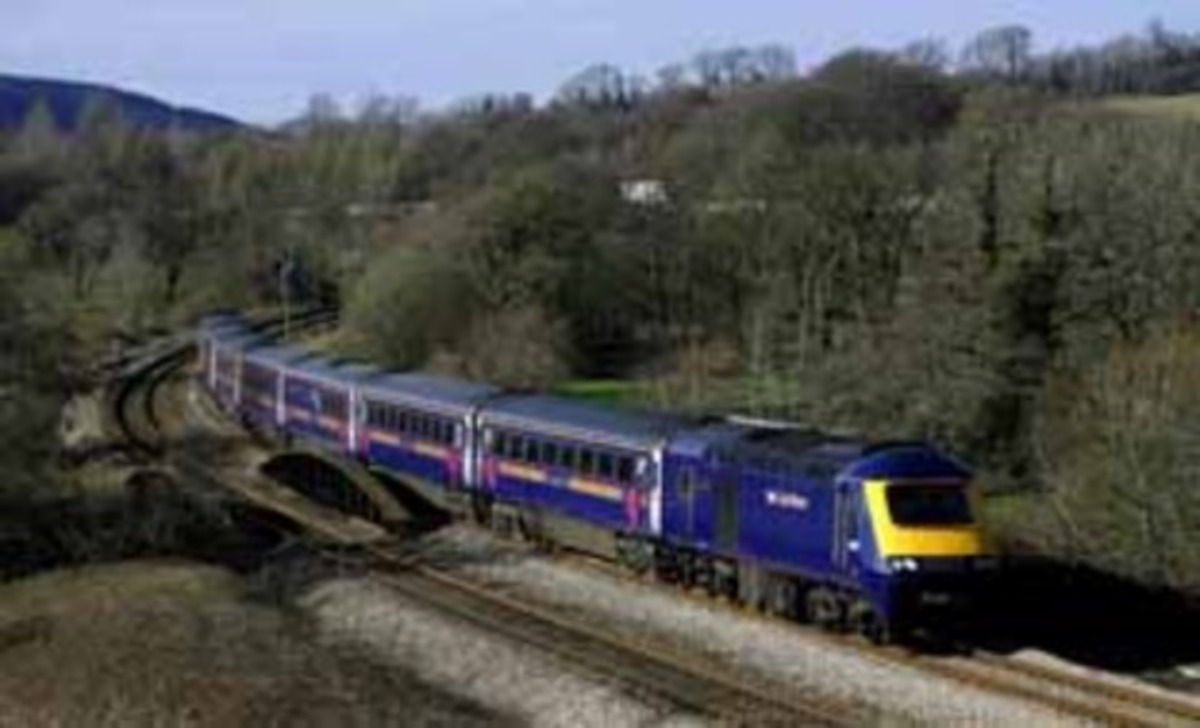 Delays on train lines in Worcester