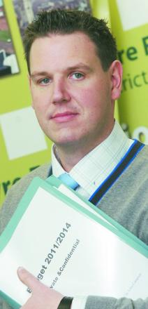 Councillor John Campion, cabinet member for transformation and commissioning